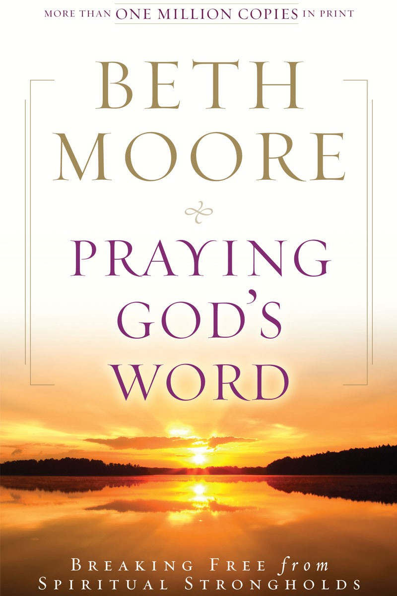 PRAYING GOD'S WORD PAPERBACK