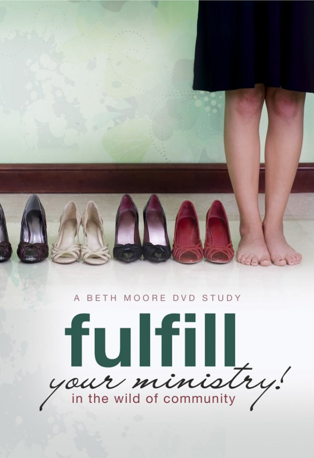Fulfill Your Ministry DVD Set (Shipping Included)