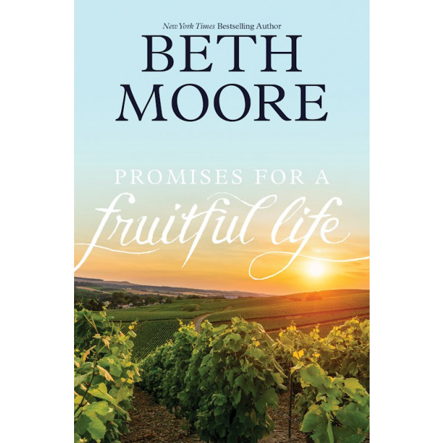 CV BOOKLET PROMISES OF A FRUITFUL LIFE