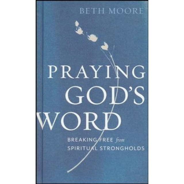 Praying God's Word (New Blue Cover)