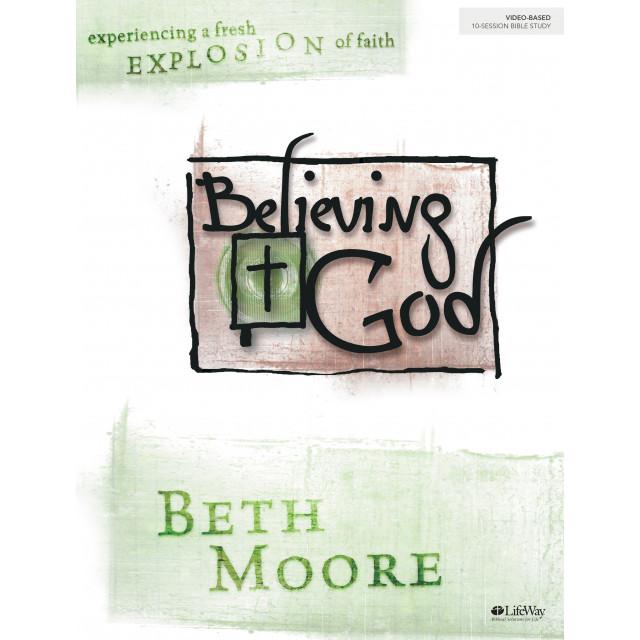 Believing God member book