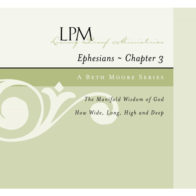 Ephesians Chapter Three