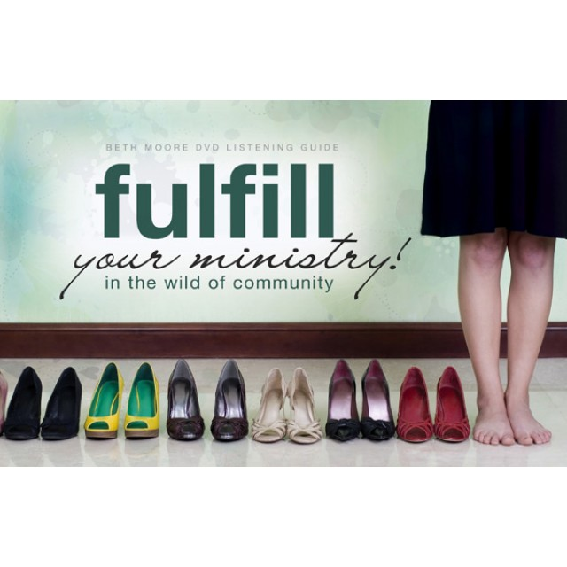 FULFILL YOUR MINISTRY