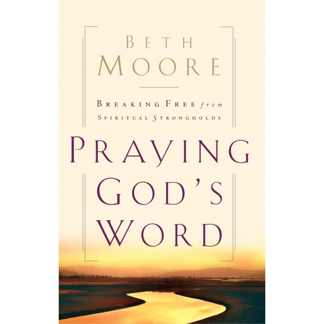 PRAYING GOD'S WORD - JOURNAL