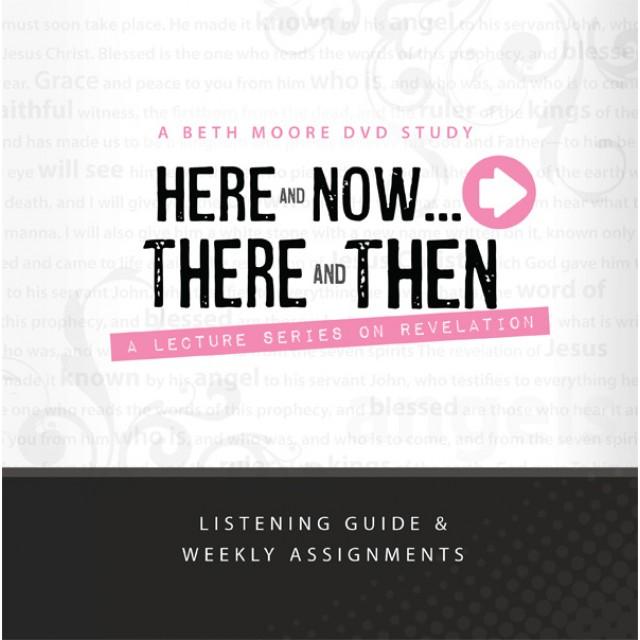 REVELATION LISTENING GUIDE
