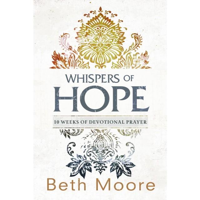 Whispers of Hope - Prayer/devotional journal